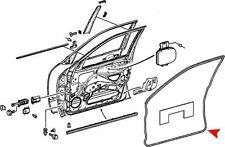 Mercedes W210: joint de porte avant gauche 210 720 0178