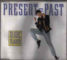 Marc Marini-Present =Past cd maxi single