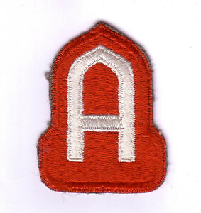 WWII - 14th ARMY (Original patch)