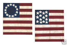 Wallies Wallpaper Cutouts Warren Kimble Flags