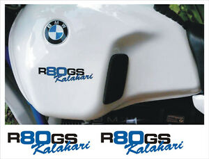 Stickers Tank BMW R 80 GS Kalahari - Stickers/Adhesives/ Stickers/ Decal
