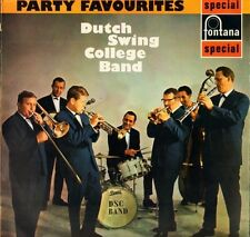 DUTCH SWING COLLEGE BAND party favourites SFL 13097 uk fontana LP PS EX/EX