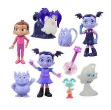 Vampirina Hauntley Disney Playset 9 Figure Cake Topper *USA SELLER* Toy Doll Set