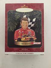 1999 BILL ELLIOTT MCDONALDS # 94 NASCAR HALLMARK KEEPSAKE CHRISTMAS ORNAMENT