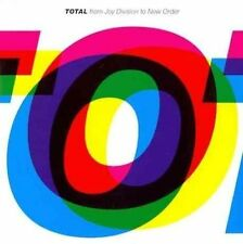 Total – From Joy Division to Order - 18 Track 2011 CD