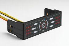 "Aerocool F6XT 5.25"" Touchscreen Fan Controller 2 LED colours, 6 Speed sets"