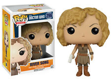 FUNKO POP! TELEVISION: DOCTOR WHO - RIVER SONG 296 VINYL