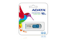 ADATA C008 16GB Kappenloses USB 2.0 Flashlaufwerk - 5 Stücke
