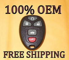 OEM GM CHEVY BUICK PONTIAC KEYLESS REMOTE START ENTRY FOB PHOB 22733524