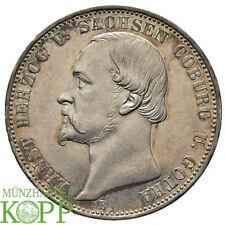 AA5658) | SACHSEN-COBURG UND GOTHA Vereinstaler 1869 Ernst II., 1844-1893