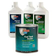POR15 Motorcycle Fuel Petrol Tank Sealing/Repair/Sealant/Cleaner/Sealer Kit