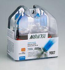 Nokya Headlights 9007 65/55WATT ARCTIC WHITE NOK7414 Stage 1 NEW
