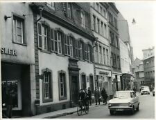 East Germany Trier Karl Marx Birthplace Old Photo 1968