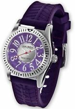 Haurex Italy Women's 1A331DPM Promise Stainless Steel Watch