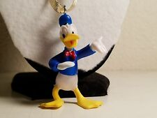 Blue, Yellow, & White Disney's Donald Duck Christmas Ornament with Gold Ribbon