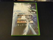 Dead Or Alive 2 Ultimate (Microsoft Xbox, 2004) - Complete!!!
