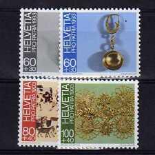 SUISSE SWITZERLAND Yvert  n° 1430/1433 neuf sans charnière MNH