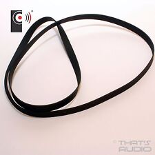 Fits PRO-JECT Replacement Turntable Belt (DEBUT) - THATS AUDIO