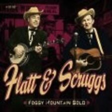 FLATT & SCRUGGS - FOGGY MOUNTAIN GOLD 4 CD NEW+