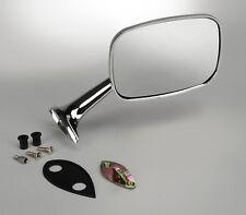 Side View Door Mirror Kit - Small Head - Right Passenger (1968-1979 C3 Corvette)