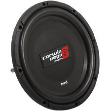 "Cerwin Vega HS122D 1200W 12"" HED Shallow Mount Dual 2 ohm Car Audio Subwoofer"