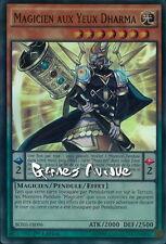 Yu-Gi-Oh ! Magicien aux Yeux Dharma BOSH-FR096 (BOSH-EN096) VF/SUPER
