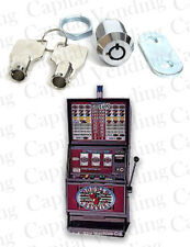 Drop In Replacement Lock and Key Kit for Sigma SG50 Slot Machine