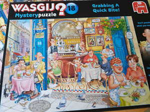 WASGIJ? Puzzle Nr. 18 - 1000 Teile