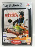 FIFA Street (PS2), Good PlayStation2 with Manual