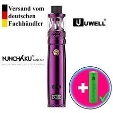 Uwell Nunchaku 80W TC Kit Set mit Nunchaku Tank 5ml E-Zigarette Lila / Purple