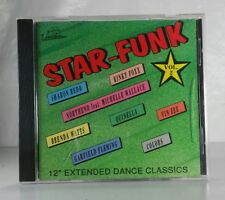 Star Funk, Vol. 2 by Various Artists (CD, Dec-1995, Unidisc)