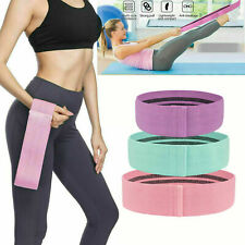 1pcs Women Resistance Bands Booty Fabric Glutes Hip Circle Legs Exercise Yoga
