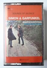 CASSETTE K7 - SIMON & GARFUNKEL - SOUNDS OF SILENCE