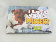 "Hallmark ""I Left You a Present"" Gift Book By Robb Pearlman"