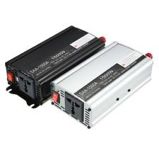Solar 1500W Power Inverter DC 12V to AC 210V-230V Pure Sine Wave Converter