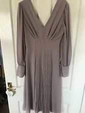 Ladies Size 8 Asos Grey Dress