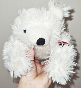Norwegian Polar Bear Stuffed Plush Toy Souvenir From Norway With National Flag