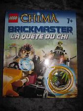 STAR WARS LEGO LEGENDE CHIMA BRICKMASTER LA QUÊTE DU CHI NEUF 2 FIGURINES EXCLU