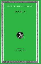 Isaeus (Loeb Classical Library, No 202)-ExLibrary