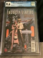 American Vampire Survival of the Fittest #2-CGC 9.6-Scott Snyder-Sean Murphy