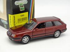 Schabak 1/43 - Audi 100 1995 Break Delantero Rojo
