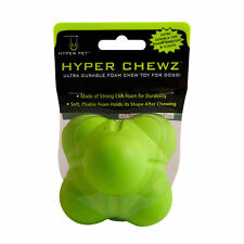 Hyper Pet Chewz Bumpy Ball | Durable Foam Fetch Toy for Dogs | Floats