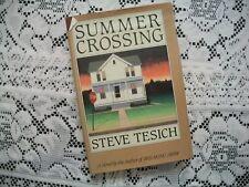 Summer Crossing (Steve Tesich, 1982 1st Edition HCDJ)