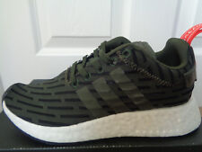 Adidas Originals Scarpe Da Ginnastica NMD_R2 BY2500 UK 12.5 EU 48 US 13 Nuovo + Scatola