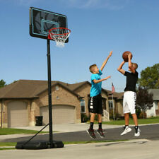 Lifetime 90759 44 inch Adjustable Portable Basketball Hoop