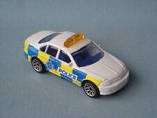 MATCHBOX FORD FALCON auto della polizia Bianco Corpo Boxed toy model car mb27