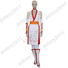 Custom-made Dead or Alive Kasumi White Cosplay Costume Halloween