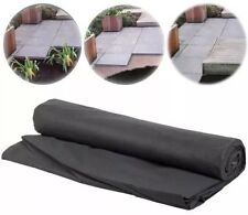 8 X 1.5M Weed Control Fabric Blanket Ground Cover Membrane Landscape Mat Garden