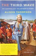 The Third Wave An Australian Volunteer's Story by Alison Thompson Inspiring NEW