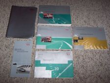 2001 Audi A6 Avant Wagon Quattro Factory Owner's Owners User Manual 2.8L V6